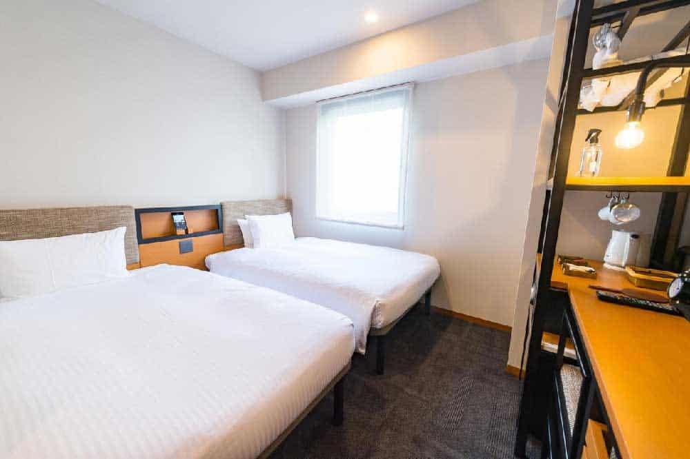 Room ICI HOTEL Ueno Shin Okachimachi by RELIEF