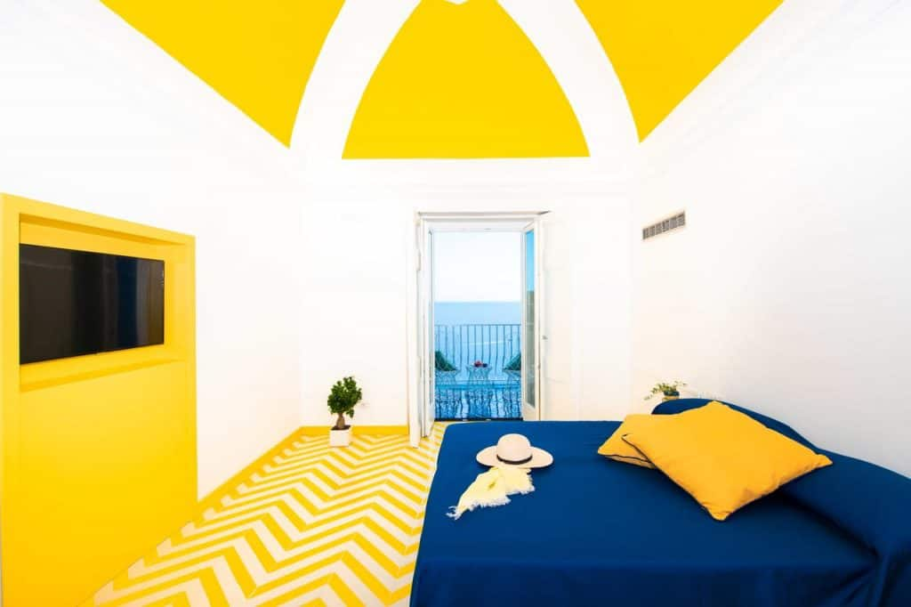 Room Imperati Suites by Alcione Residence