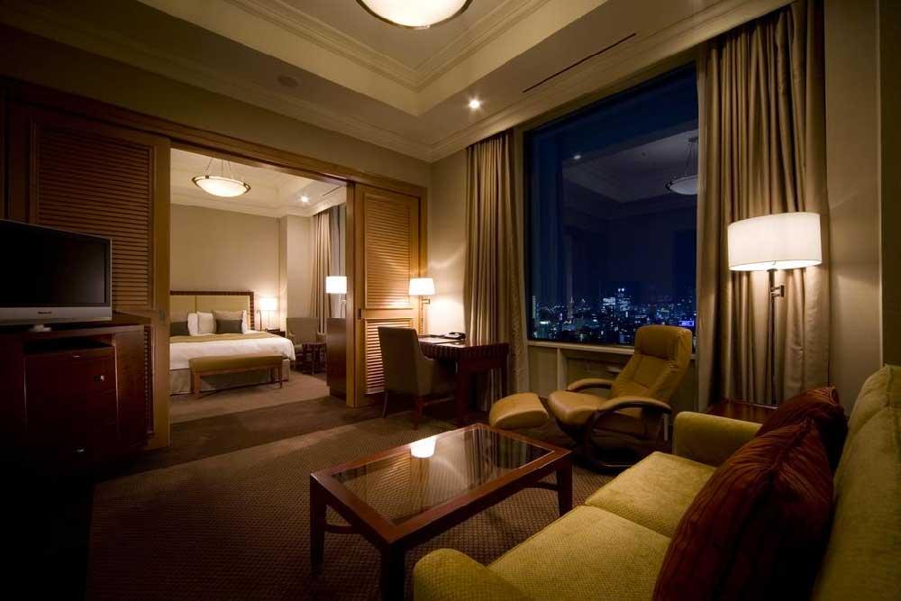Room @ Imperial Hotel Osaka