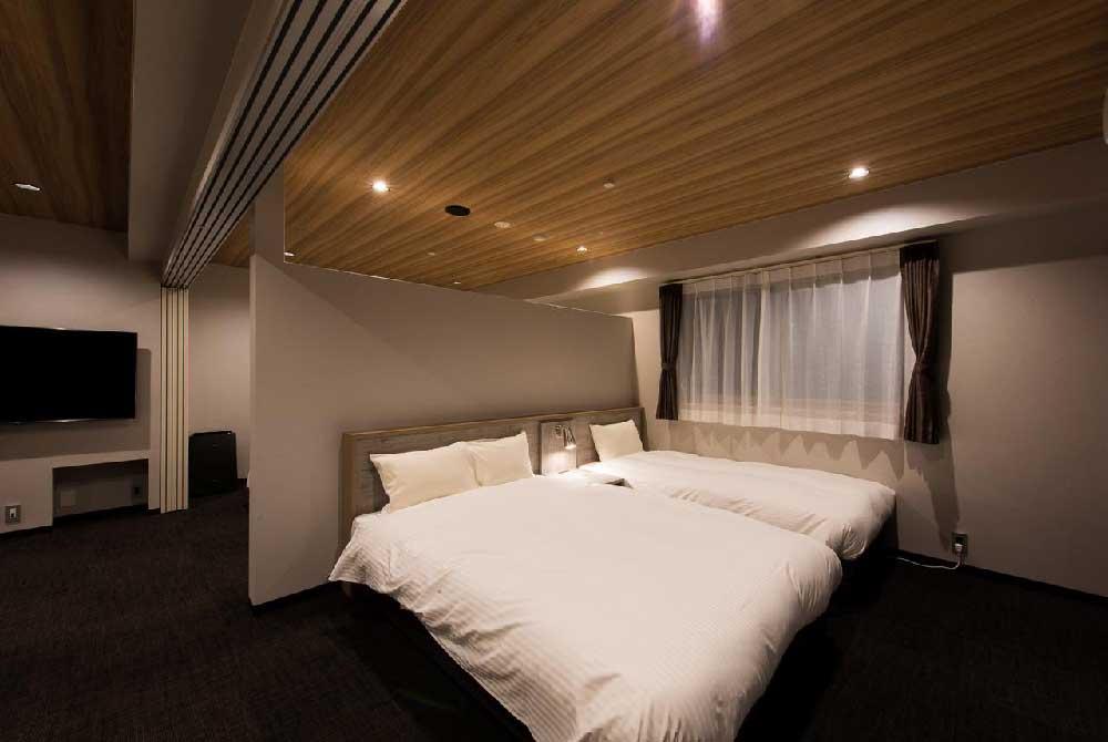 Room Inova Kanazawa Station Hotel Suite