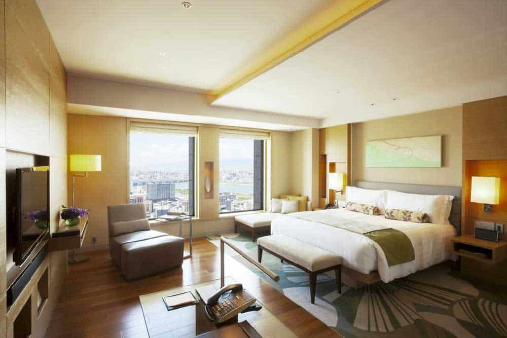 Room @ InterContinental Osaka