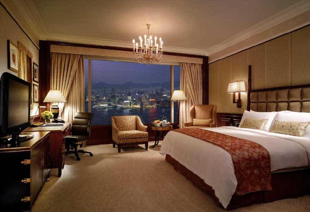 Room @ Island Shangri-La Hong Kong