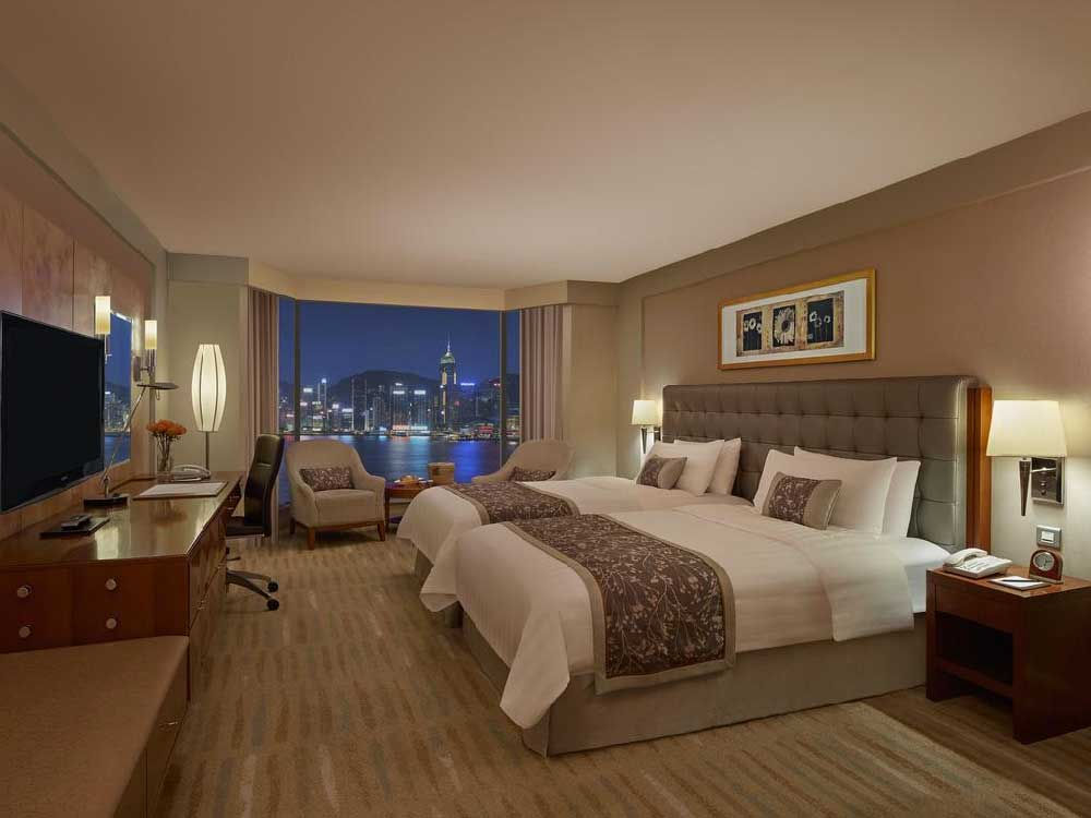 Room @ Kowloon Shangri-La