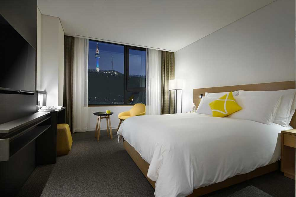 Room @ L7 Myeongdong