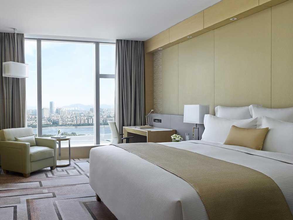 Room Langham Place Guangzhou