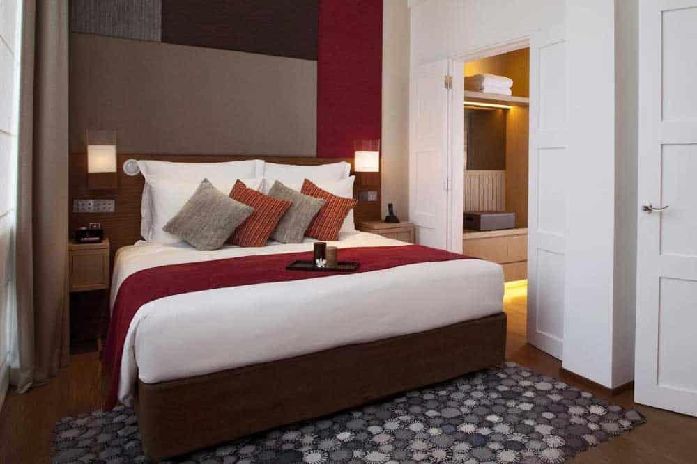 Room Le Meridien Singapore