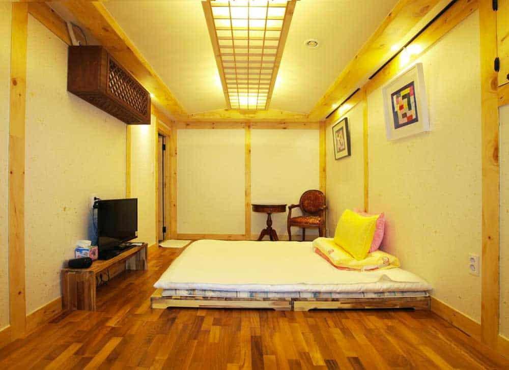 Room @ Lee Kang Ga Guesthouse Hongdae