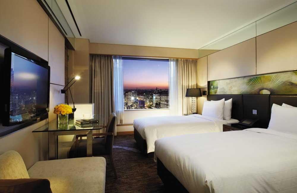 Room @ Lotte Hotel Seoul