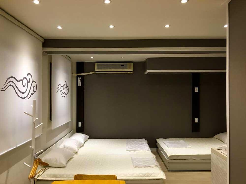 Room @ Mini Hotel Insa in Insadong, Seoul, Korea
