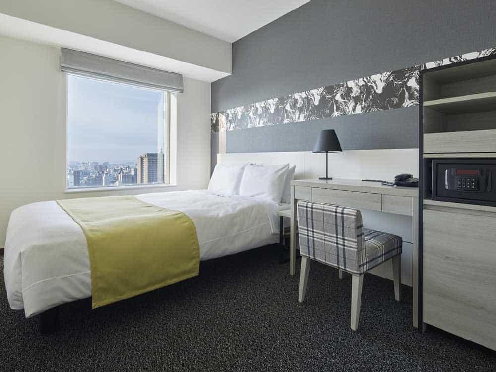 Room Mitsui Garden Hotel Hiroshima
