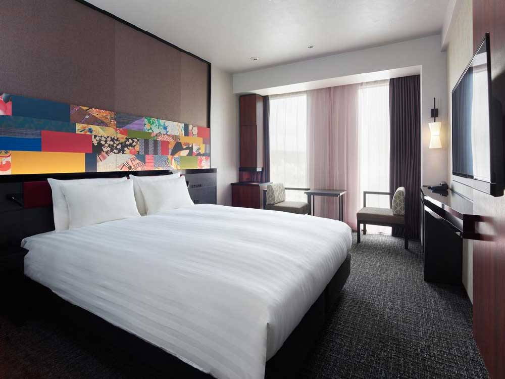 Room Mitsui Garden Hotel Kanazawa