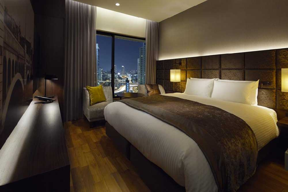 Room @ Mitsui Garden Hotel Osaka Premier