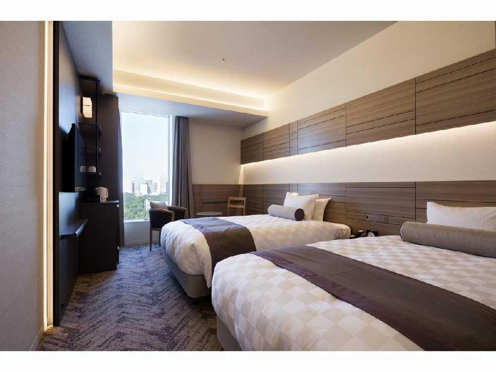 Room Nihon Seinenkan Hotel