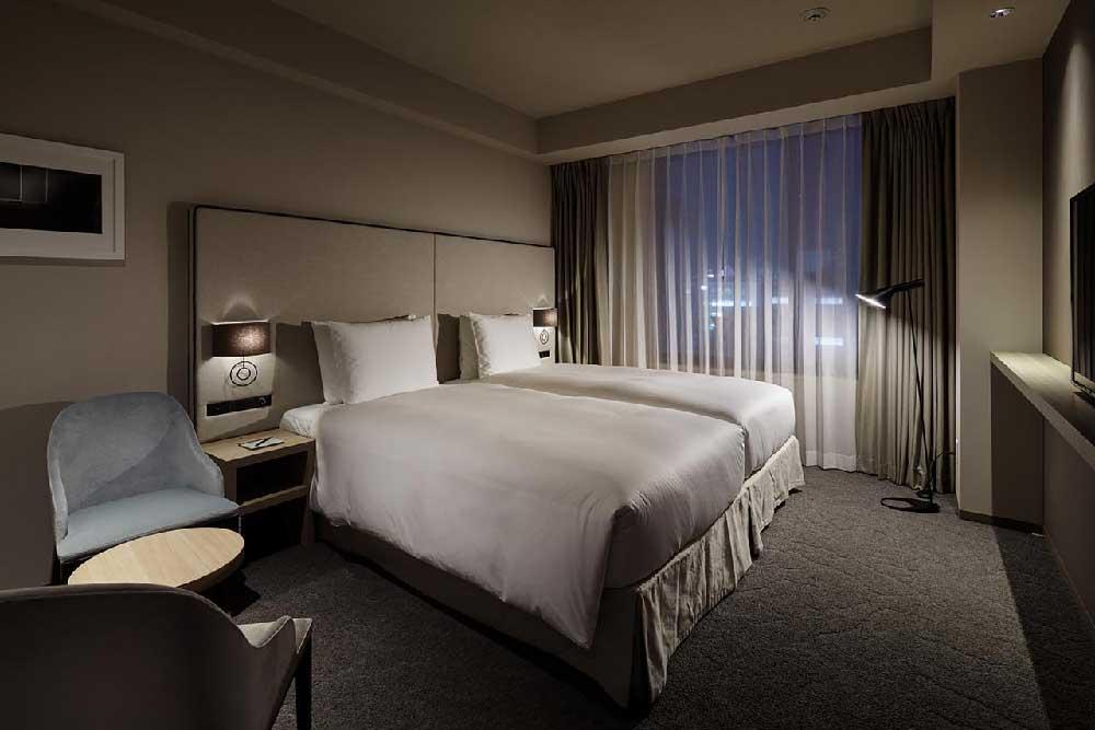 Room Nohga Hotel Ueno Tokyo