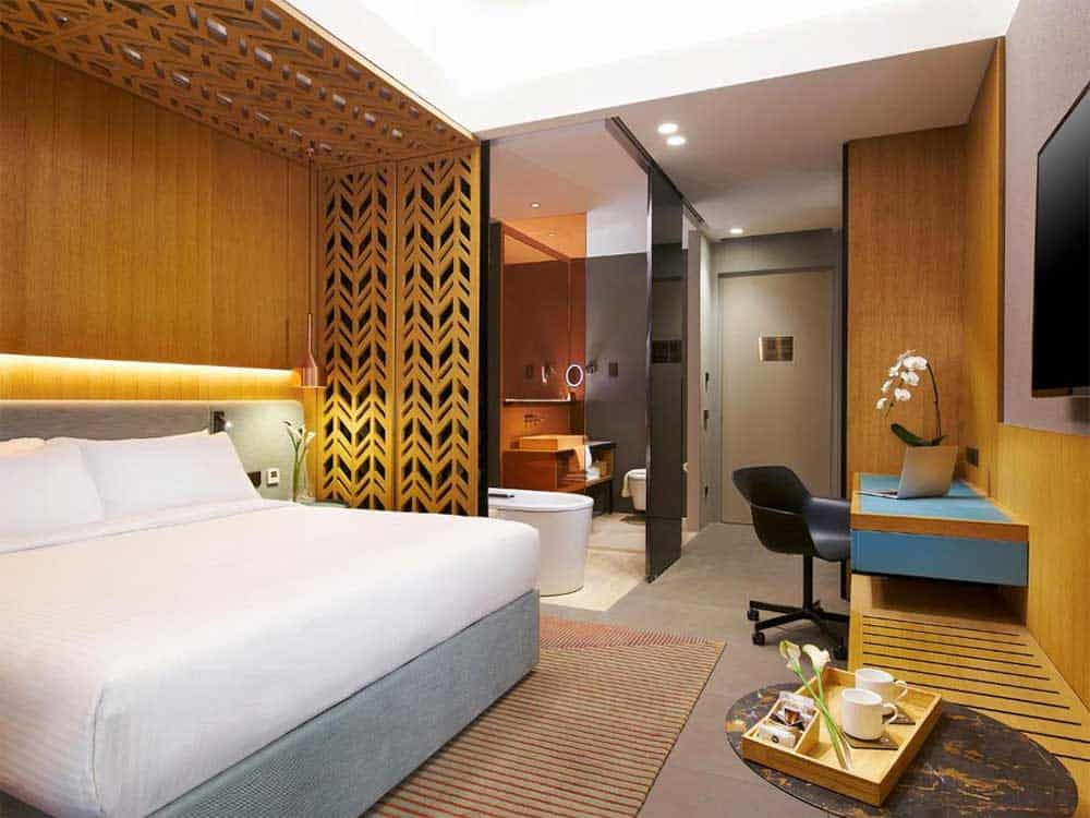 Oasia Hotel Downtown Singapore by Far East Hospitality
