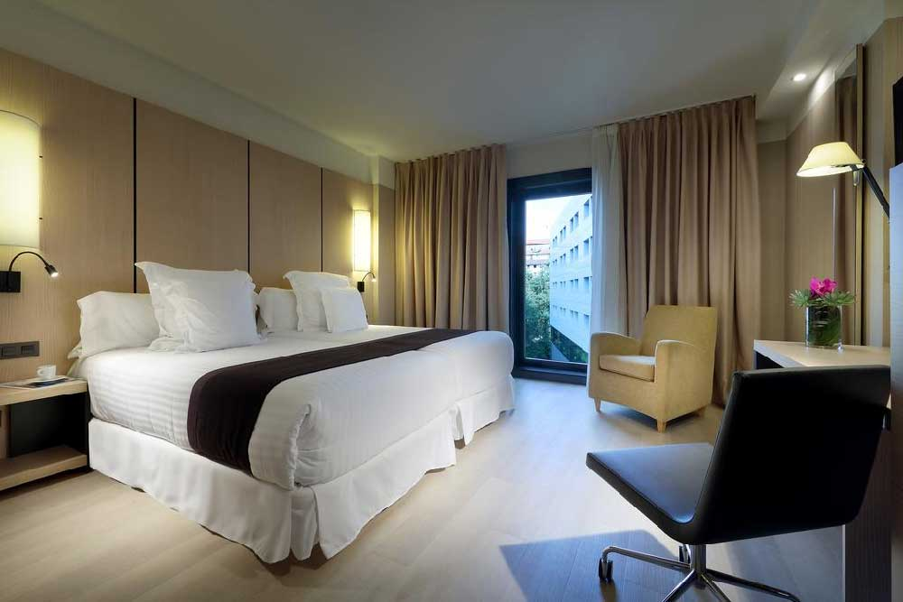 Room Occidental Bilbao