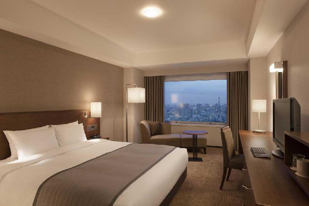 Room Odakyu Hotel Century Southern Tower
