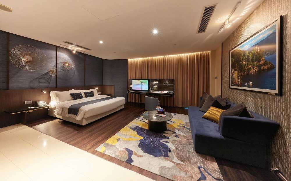 Room One 15 Marina Sentosa Cove Singapore