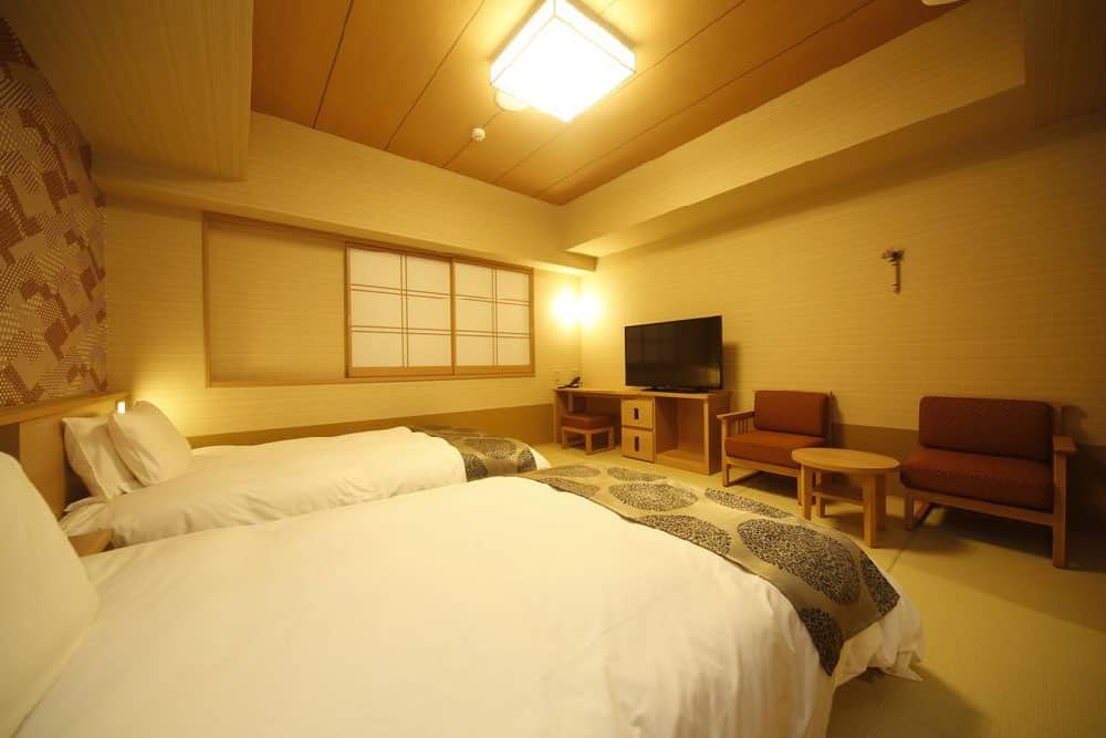 Room Onyado Nono Nara Natural Hot Spring
