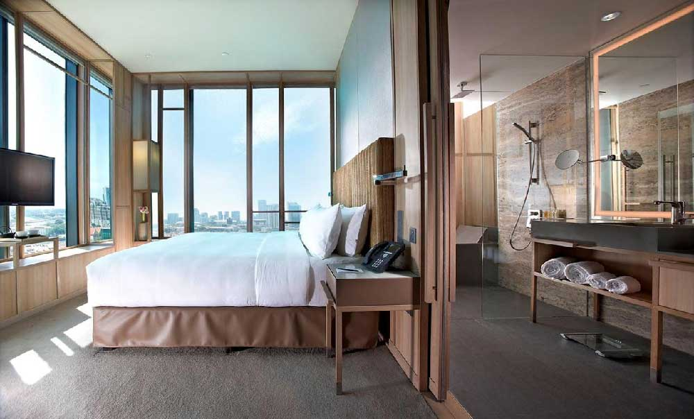 Room ParkRoyal Collection Pickering Singapore