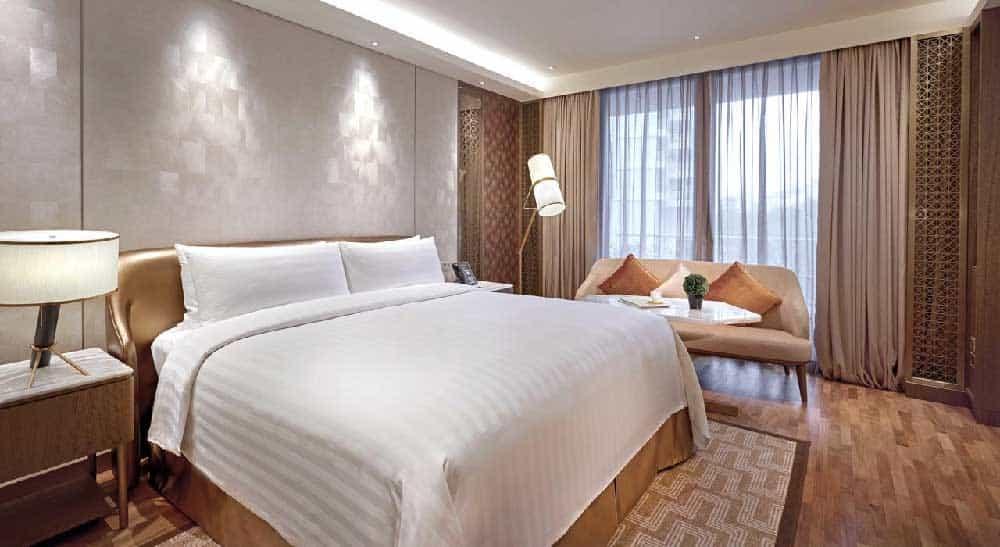 Room ParkRoyal on Beach Road