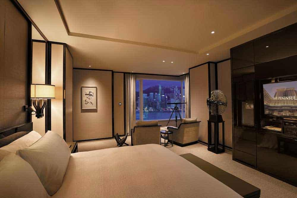 Room at The Peninsula Hong Kong