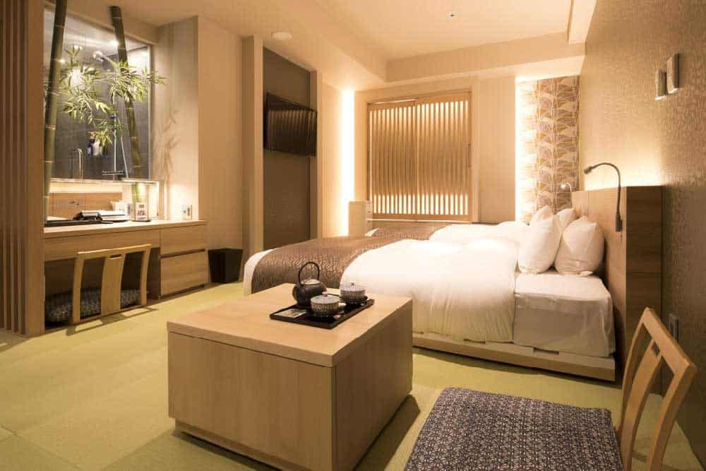 Room Piazza Hotel Nara