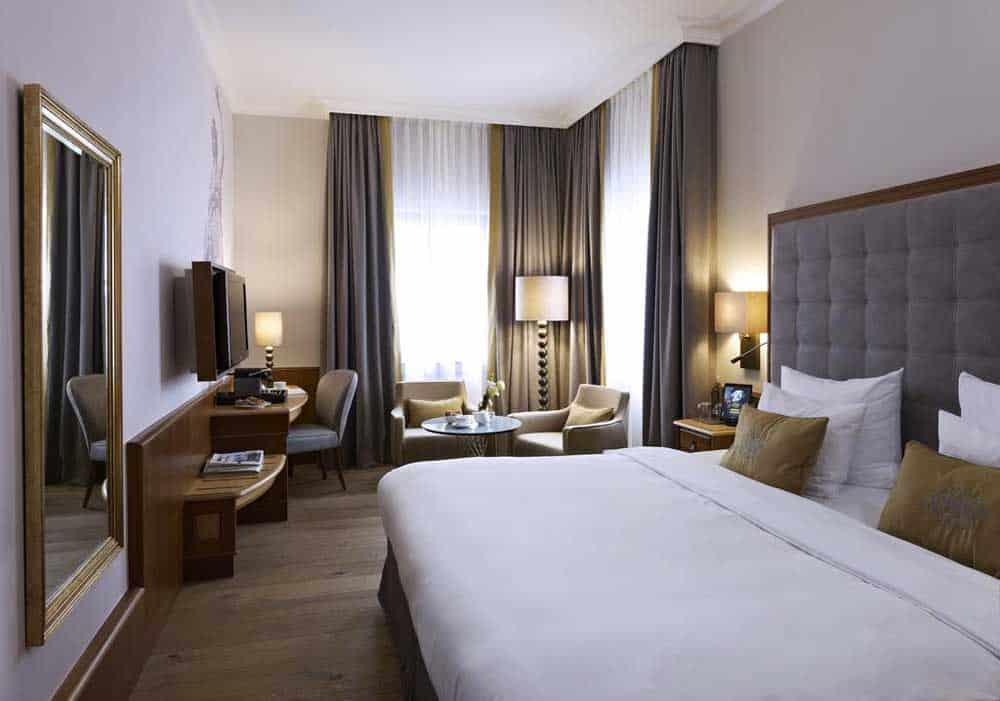 Room at Platzl Hotel Superior in Munich, Germany