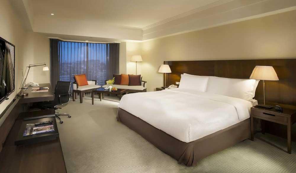 Room @ Regent Taipei in Taipei, Taiwan