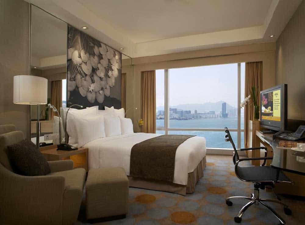 Room @ Renaissance Hong Kong Harbour View in Wan Chai