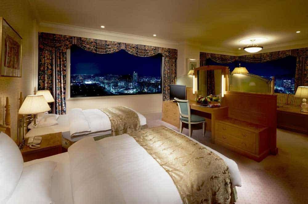 Room Rihga Royal Hotel Hiroshima