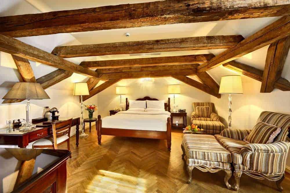 Room @ Savic Hotel in Prague