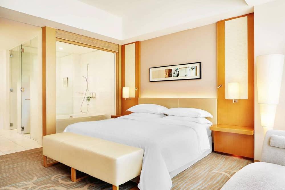 Room Sheraton Grand Hiroshima Hotel