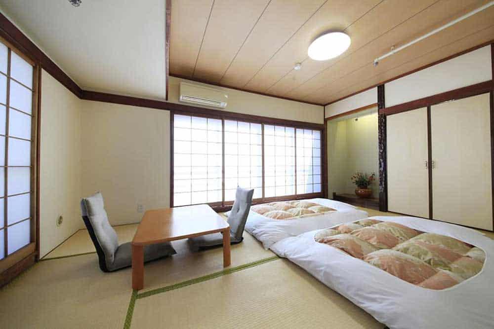 Room @ Shinjuku Urban Hotel in Shinjuku, Tokyo, Japan