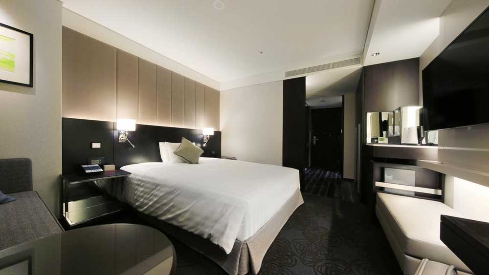 Room @ Solaria Nishitetsu Hotel Seoul Myeongdong