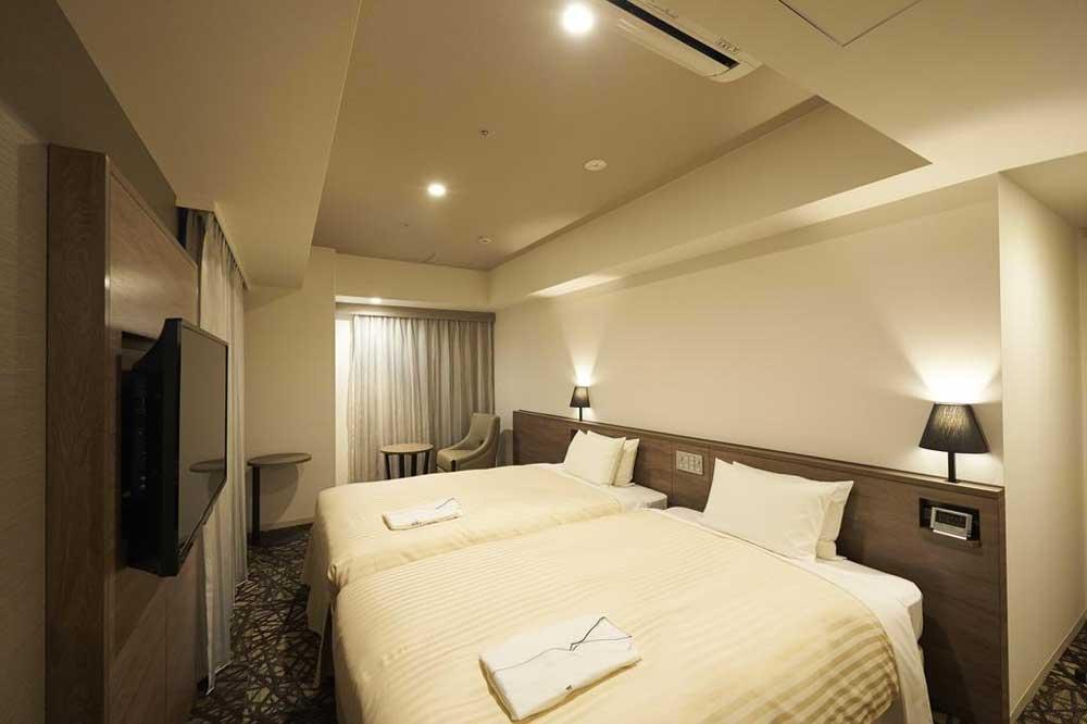 Room @ Sotetsu Fresa Inn Ginza-Nanachome