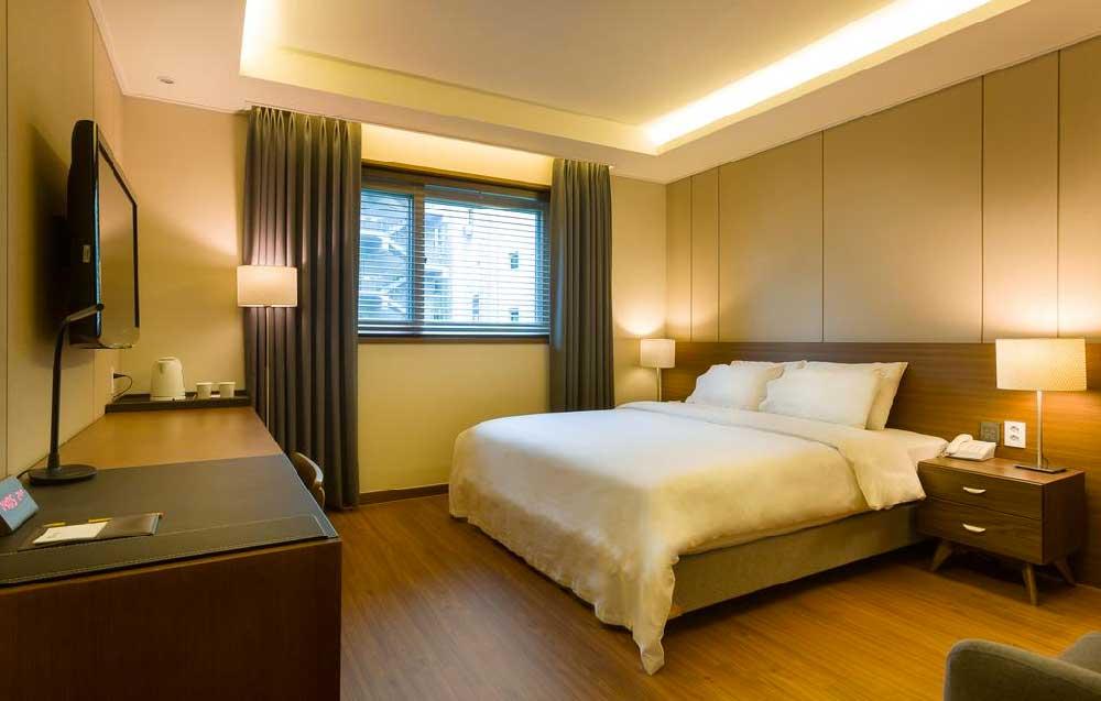 Room @ Sunbee Hotel Insadong Seoul