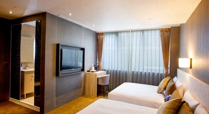 Đài Bắc, Đài Loan Room-taipei-m-hotel-main-station