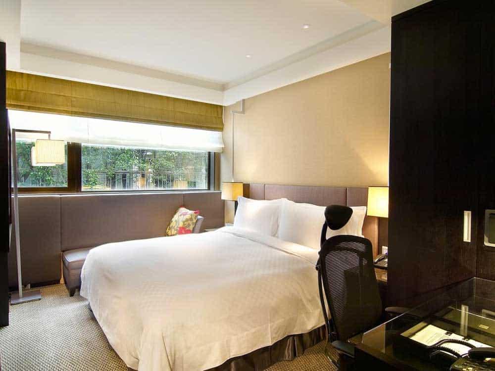 Room at The Tango Hotel Taipei Nanshi in Taipei, Taiwan