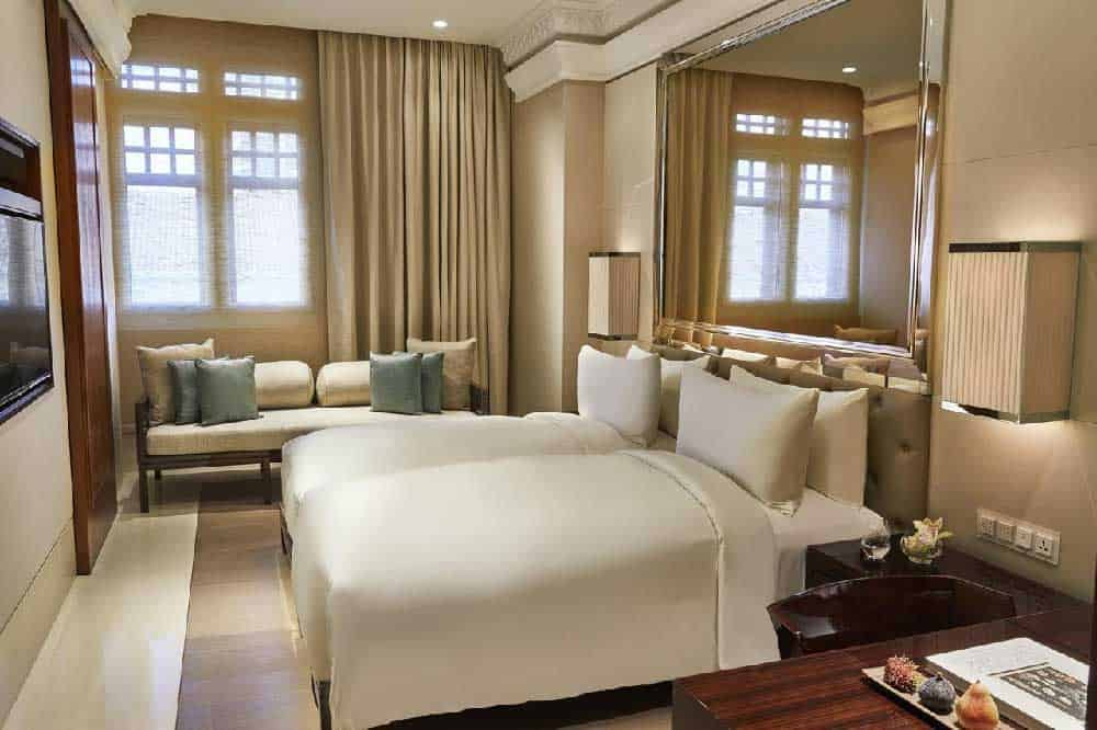 Room The Capitol Kempinski Hotel Singapore