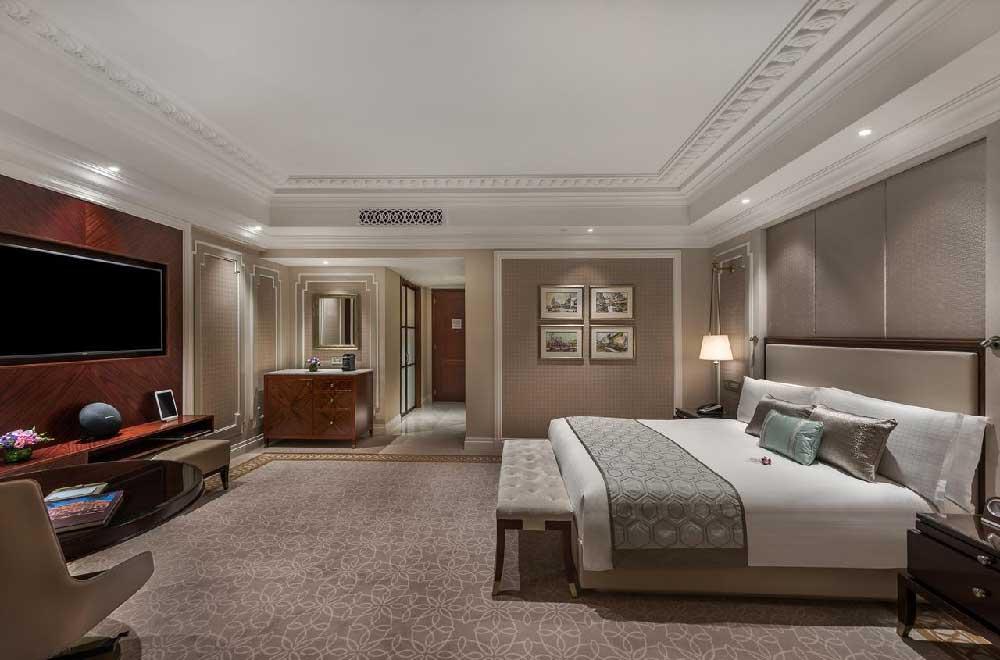 Room The Fullerton Hotel Singapore