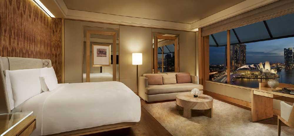 Room The Ritz-Carlton Millenia Singapore