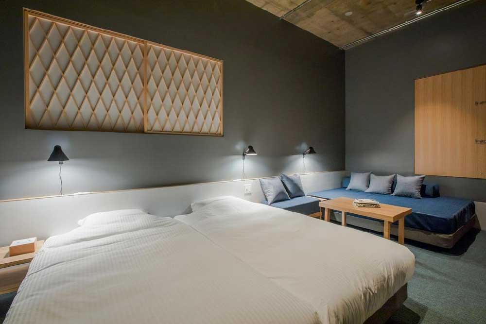 Room The Share Hotels Kumu Kanazawa