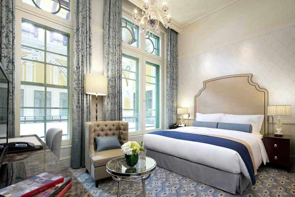 Room The Tokyo Station Hotel In An