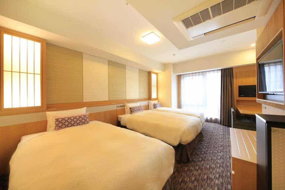 Room @ Vessel Hotel Campana Kyoto Gojo
