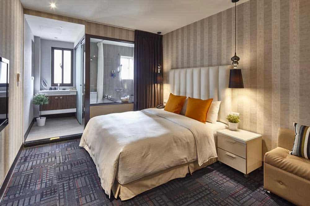 Room @ Via Hotel in Ximending, Taipei