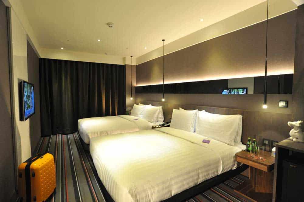 Room @ WESTGATE Hotel in Ximending, Taipei