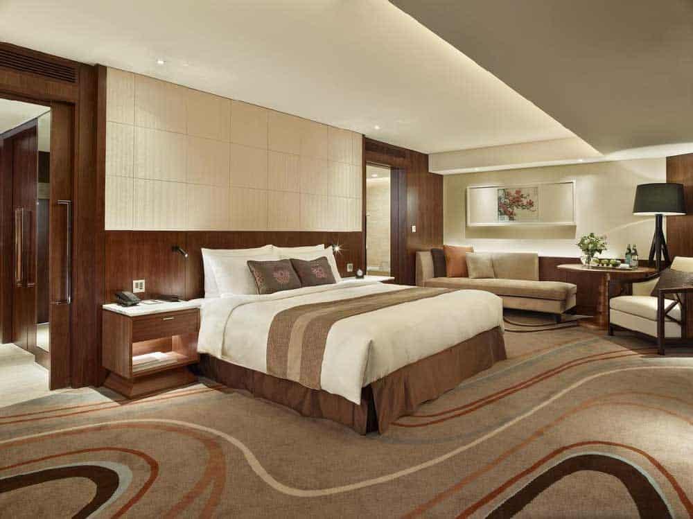 Room White Swan Hotel