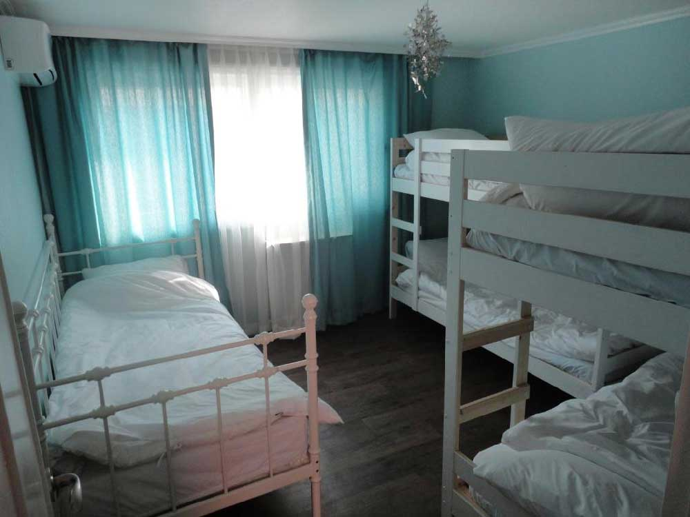 Room @ Xeromine Guesthouse Itaewon in Itaewon, Seoul, Korea