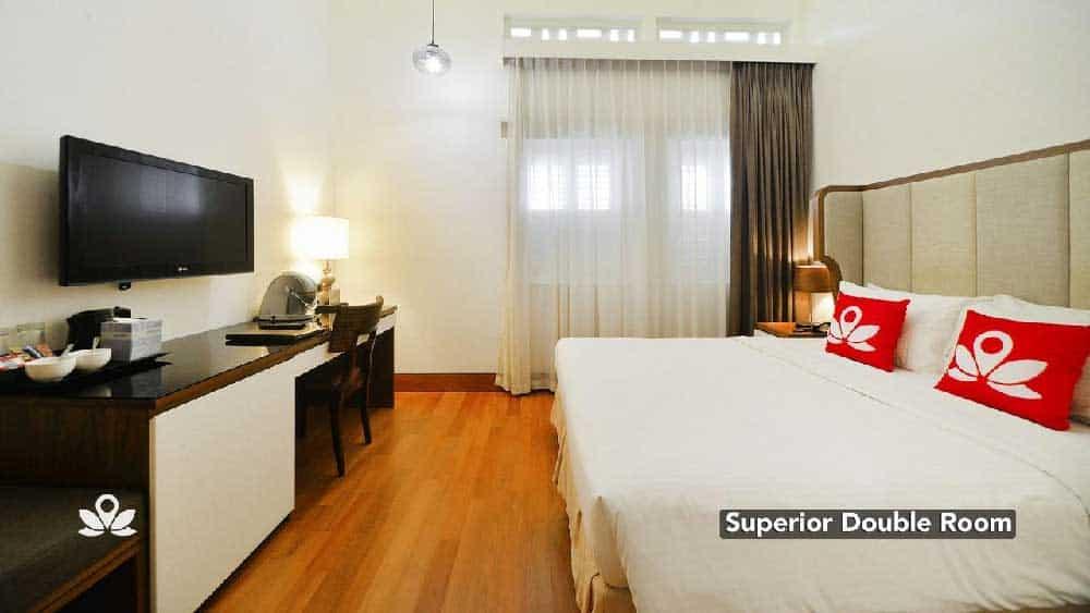Room Zen Premium Kampong Glam